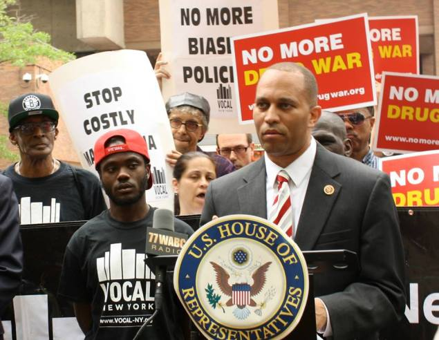 Congressman Hakeem Jeffries (Photo: Facebook).