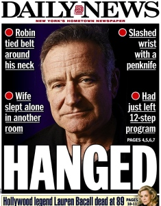 The Daily News Cover