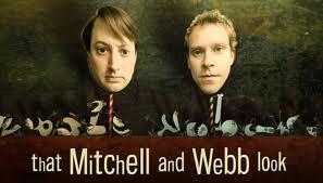 David Mitchell and Robert Webb.