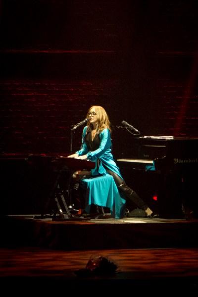 Tori Amos at Beacon Theatre (Kaitlyn Flannagan)