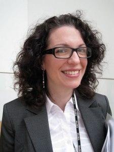 Ms. Stigh (Courtesy New York Social Diary)