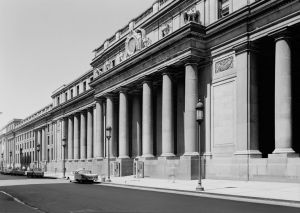 Penn Station, whose demolition helped to launch the current preservation movement.