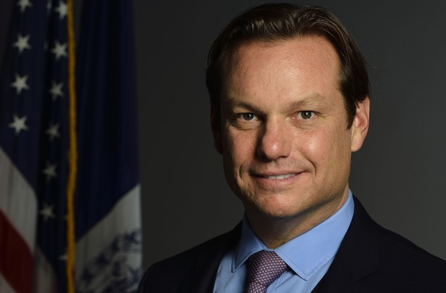 Peter Ragone. Photo by Rob Bennett for the Office of Mayor Bill de Blasio)