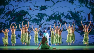 From Ovid to Handel to Mozart, by way of the Mark Morris Dance Company.