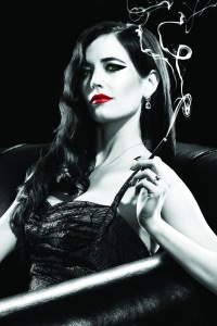Eva Green as Ava Lord in 'Sin City: A Dame to Kill For.' (Photo Courtesy The Weinstein Company)