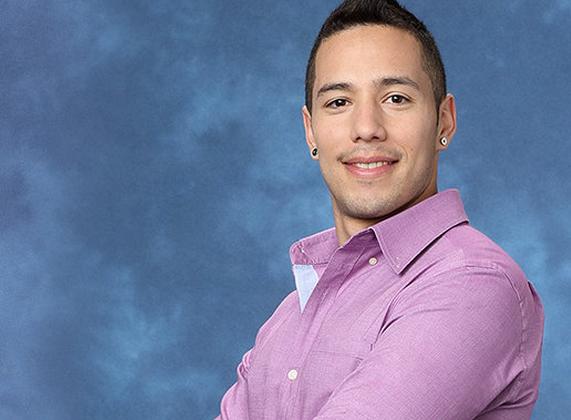 Tasos Hernandez, 30 - The Bachelorette, Season 10 (Andi)