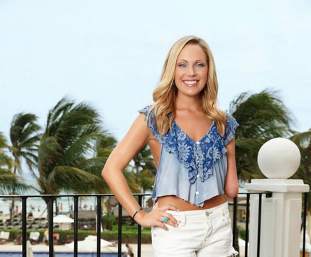 Sarah Herron, 27 - The Bachelor, Season 17 (Sean)