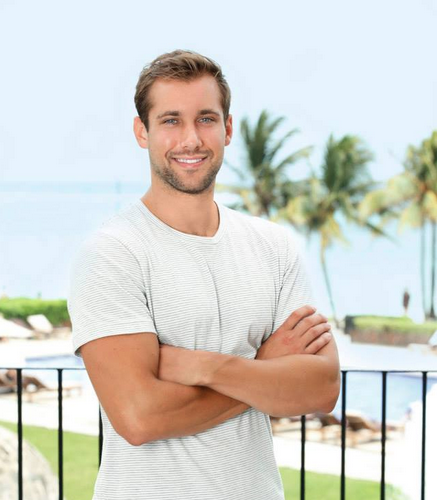 Marcus Grodd, 26 - The Bachelorette, Season 10 (Andi)