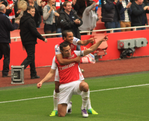 Huggable soccer friends. (Photo: Wikipedia)