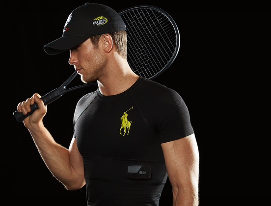 Being buff is a requirement too. (Photo: Ralph Lauren)