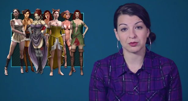 Anita Sarkeesian has made enemies of mysoginists in the gaming community. Time and time again, they've gone much, much too far. (Screengrab via Feminist Frequency)