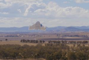 Google drone! (Photo: Google)