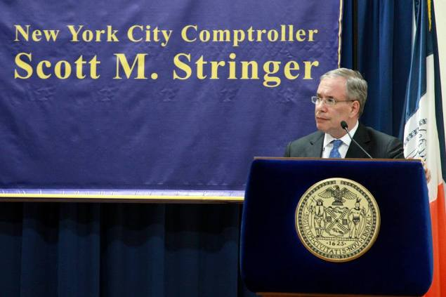 Comptroller Scott Stringer. (Photo: Facebook)