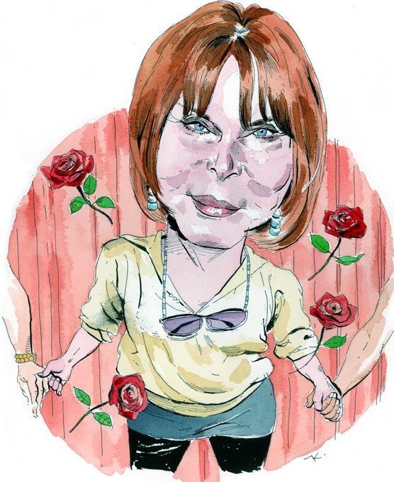 Lee Grant Illustration