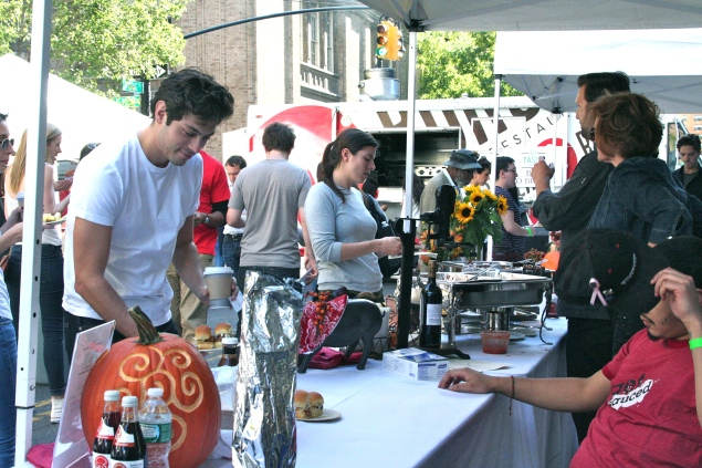go out and eat delicious food from Gramercy neighborhood restaurants as part of Taste of Gramercy. (Photo courtesy of Taste of Gramercy)
