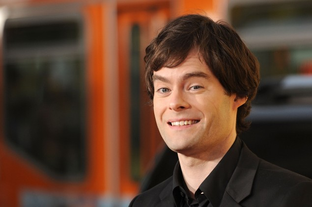 Bill Hader. (Jason Merritt/Getty Images)