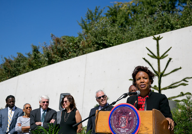 Councilwoman Laurie Cumbo. (Photo: NYC Council/William Alatriste)