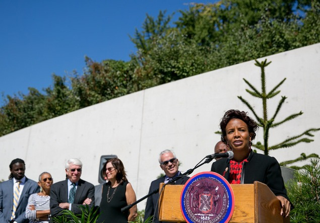 Councilwoman Laurie Cumbo. (Photo: NYC Council/William Alatriste)