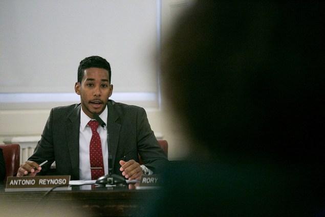 Councilman Antonio Reynoso, co-chair of the Progressive Caucus.  (Photo: William Alatriste/NYC Council)