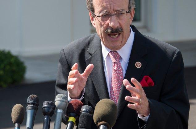 Congressman Eliot Engel. (Photo: JIM WATSON/AFP/Getty Images)