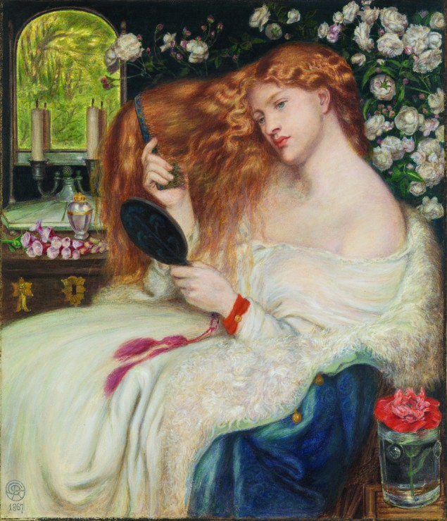 2. Rossetti and Dunn_Lady Lilith_MMA
