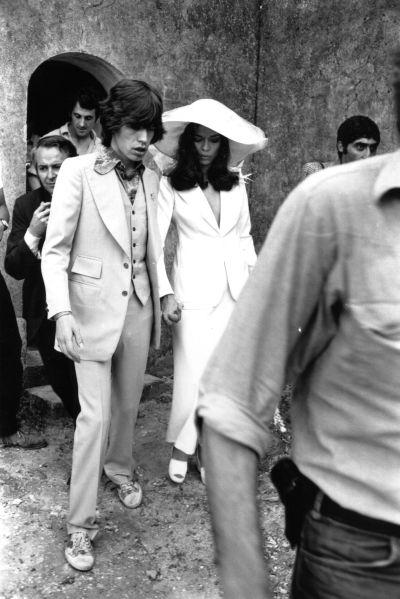 Jagger Weds