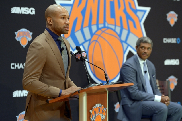 Derek Fisher. (Photo: Jennifer Pottheiser/NBAE via Getty Images)