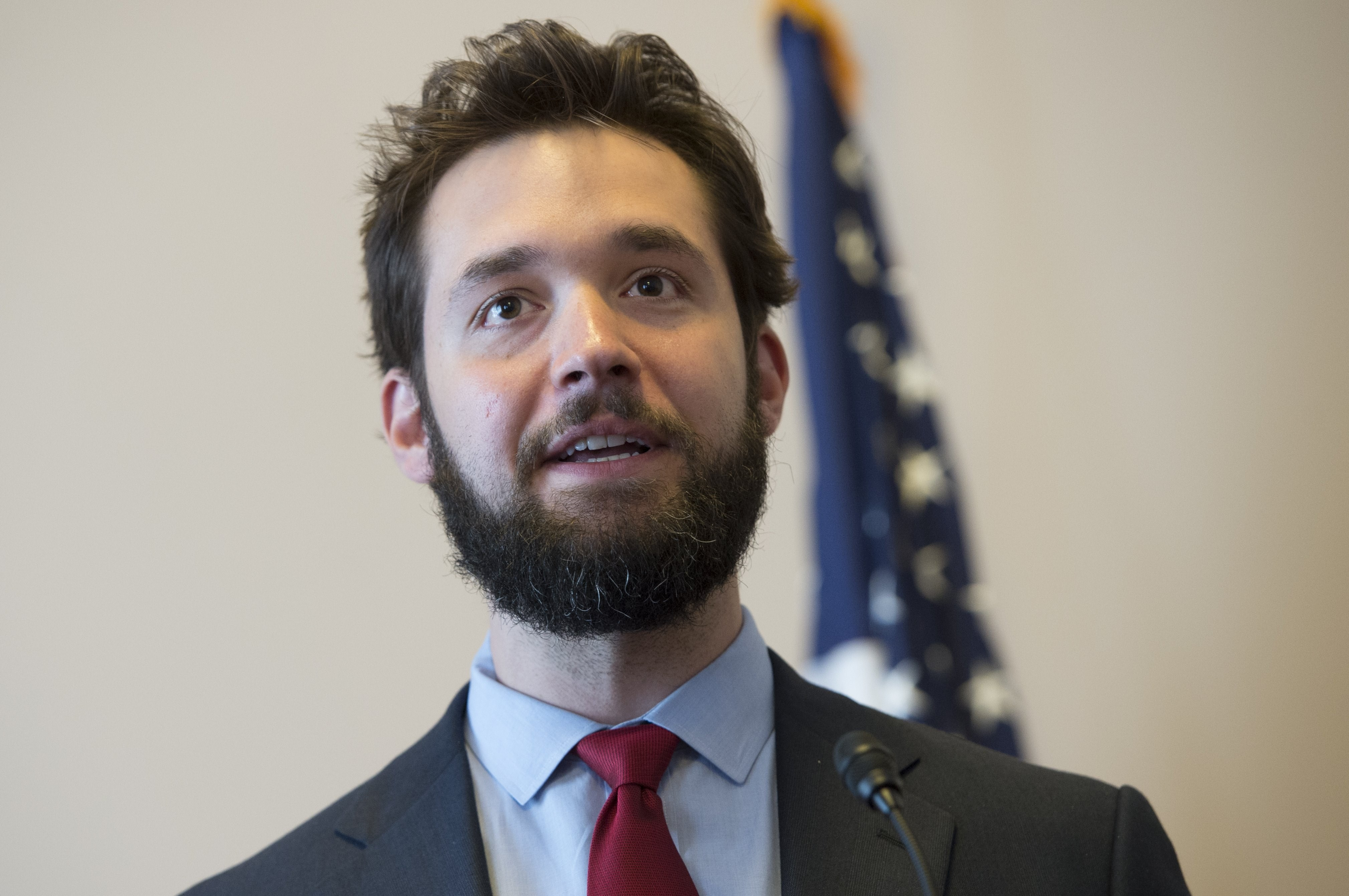 """Reddit's Alexis Ohanian, Y Combinators Ambassador to the East and """"Mayor of the Internet."""" (Photo: Travis P Ball/Getty Images)"""