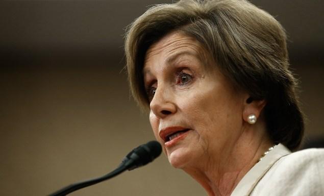 Congresswoman Nancy Pelosi. (Photo: Win McNamee/Getty Images)