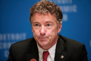 Sen. Rand Paul (R-KY) (Photo by Bill Pugliano/Getty Images)