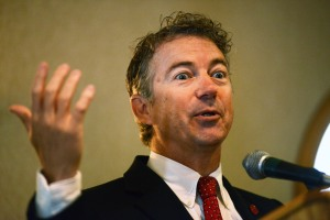 Senator Rand Paul. (Photo by Darren McCollester/Getty Images)