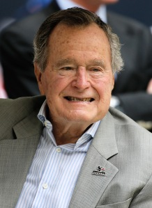 George H.W. Bush was the last Republican presidential candidate to win California.(Photo by Scott Halleran/Getty Images)