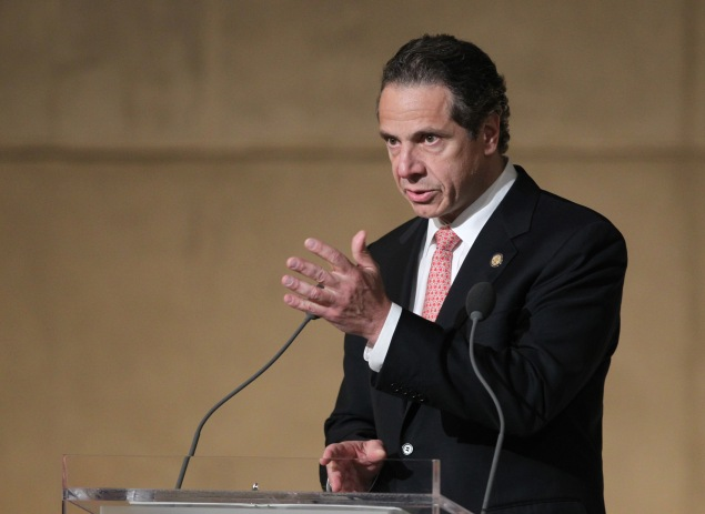 Gov. Andrew Cuomo. (Photo by John Munson-Pool/Getty Images)