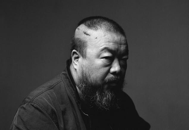 Ai Weiwei. (Photo by Gao Yuan)