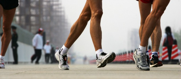 Olympic Test Event - Race Walking