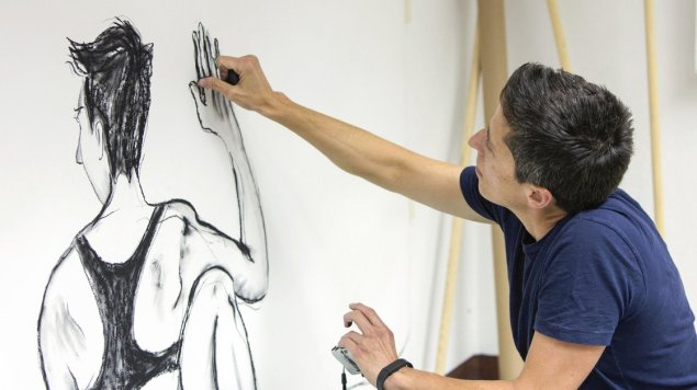 """Alison Bechdel, a winner of the 2014 MacArthur """"Genius"""" Grant. (Courtesy MacArthur Foundation)."""
