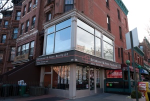 The Betancourt & Assoc. Realty Storefront, in Park Slope. (Betancourt)