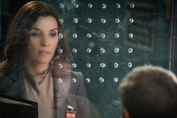 """The Good Wife: """"Trust Issues."""" (CBS)"""