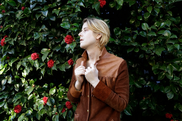 Christopher Owens' songs used to relish languishing in doomed love, now he celebrates transcending the gloom.
