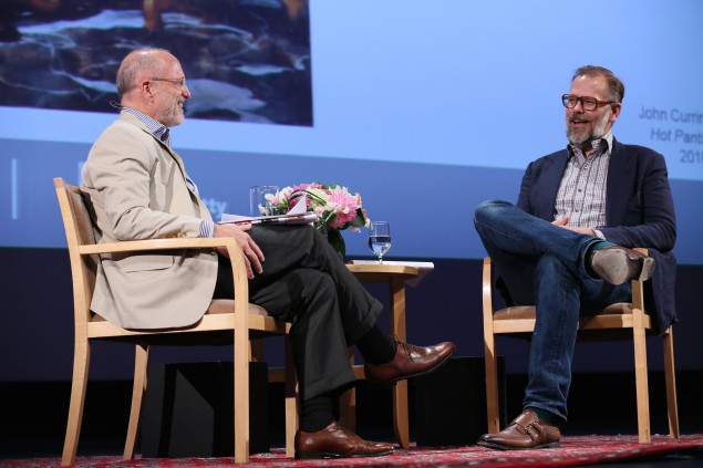 John Currin in conversation with Hames Cuno.