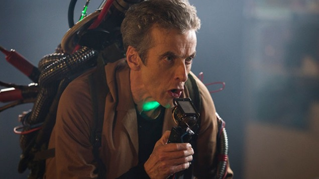 Doctor Who you gonna call?