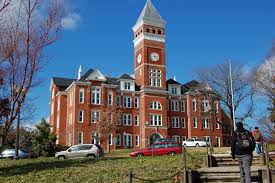 Clemson University are requiring that students and faculty give up personal information to a third-party site (Wikipedia).