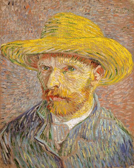 Vincent van Gogh. (Courtesy the Metropolitan Museum of Art)