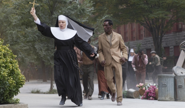 Racial tensions run high on The Knick.