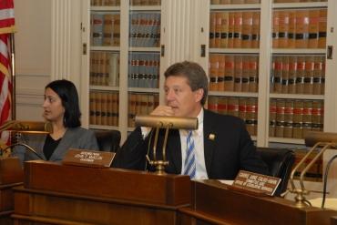Assemblyman John McKeon (D-27)