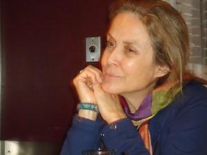 Ms. Nye won the 2013 NSK Neustadt Prize for Children's Literature (photo courtesy of Naomi Shihab Nye)