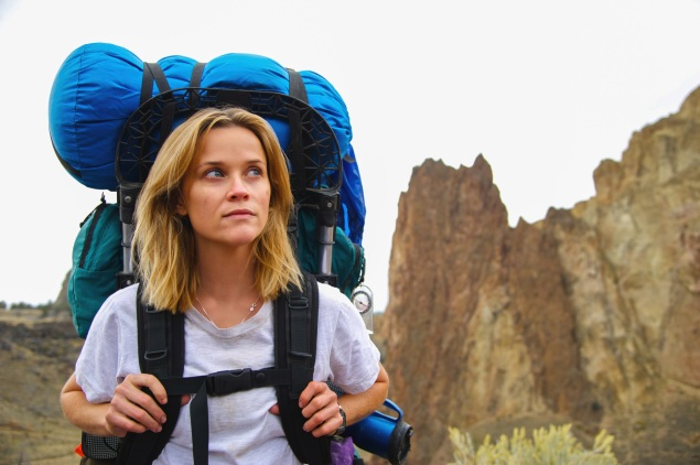 Wild is a rugged outdoor drama starring Reese Witherspoon, stripped of makeup, manicures and all the superficial