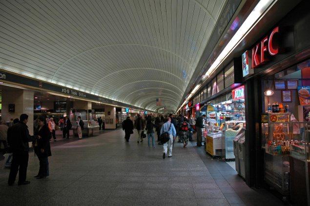 The Long Island Railroad Terminal at Penn Station. (Wiki)
