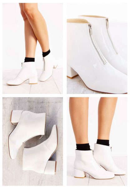 Cheap Monday booties. (Screengrab via Urban Outfitters)