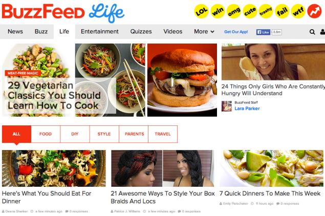 BuzzFeed Life